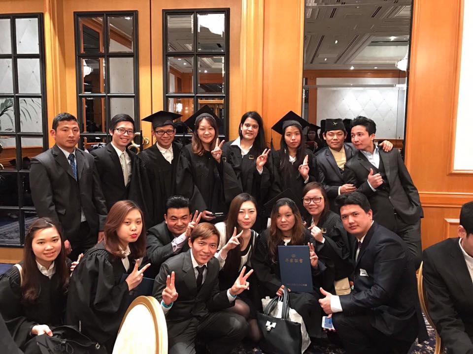 जापानकेा बिभिन्न बिध्यालयहरूमा  उच्च शिक्षा अध्ययन गर्ने नेपाली बिध्यार्थीहरू दिक्षित हुदै (फेाटेा फिचर)
